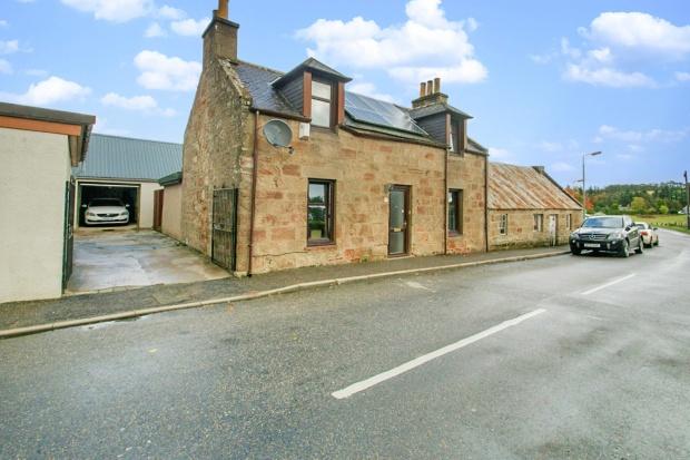 Bogie Road, Huntly, Aberdeenshire, AB54 ...