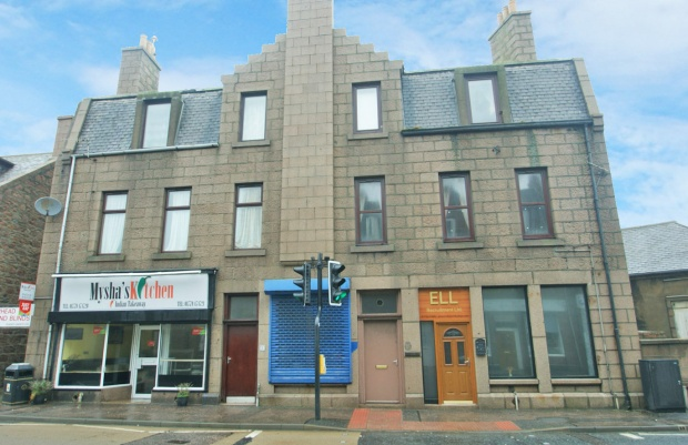 Kirk Street, Peterhead, Aberdeenshire, A...