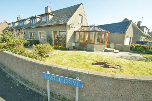 Castle Drive, Inverallochy, Aberdeenshir...