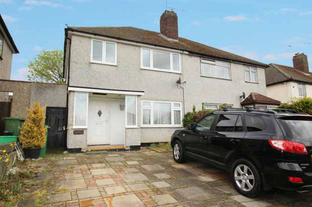 3 Bedrooms Semi Detached House for sale in Lockesley Drive, Orpington, Kent, BR5 2AH