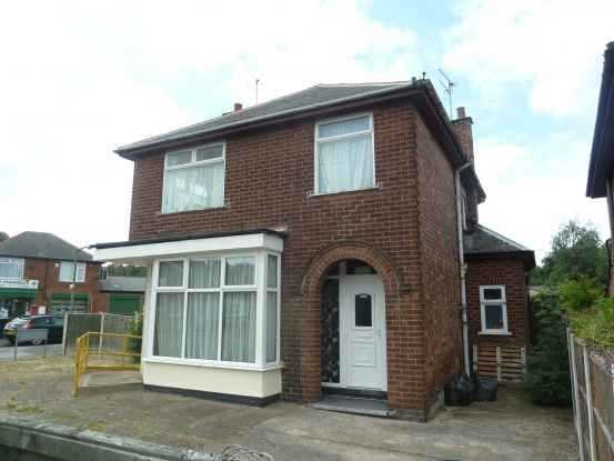 3 Bedrooms Detached House for sale in Vale Road, Nottingham, Nottinghamshire, NG4 2ED