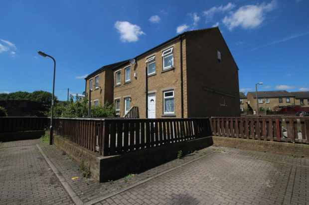 2 Bedrooms Terraced House for sale in Salt Street Bradford West Yorkshire, Bradford, West Yorkshire, BD8 8BG