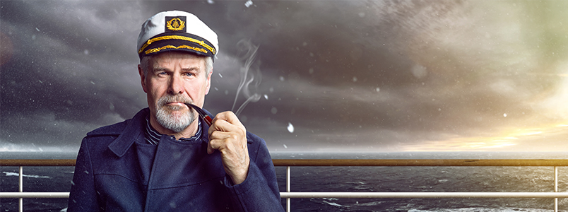 What does it take to become a cruise ship captain?