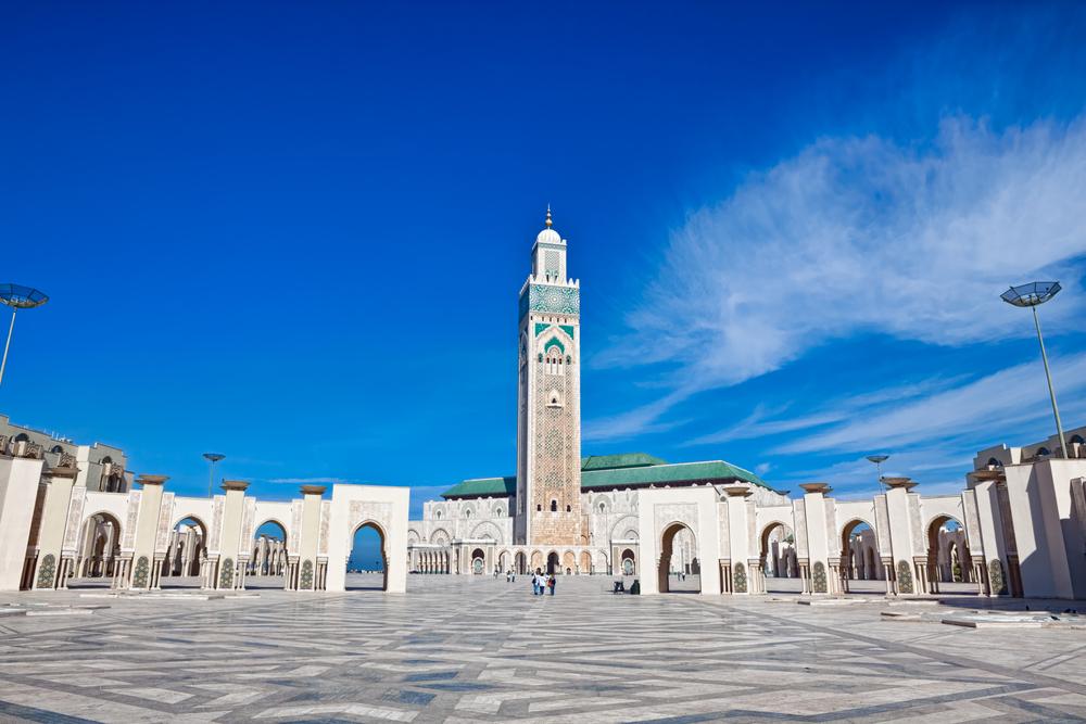 Casablanca_Hassan II Mosque_(c)_OPIS Zagreb