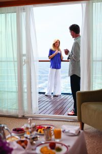 Cabin with Balcony - Regent Seven Seas