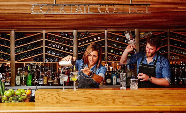 opera bar cocktail