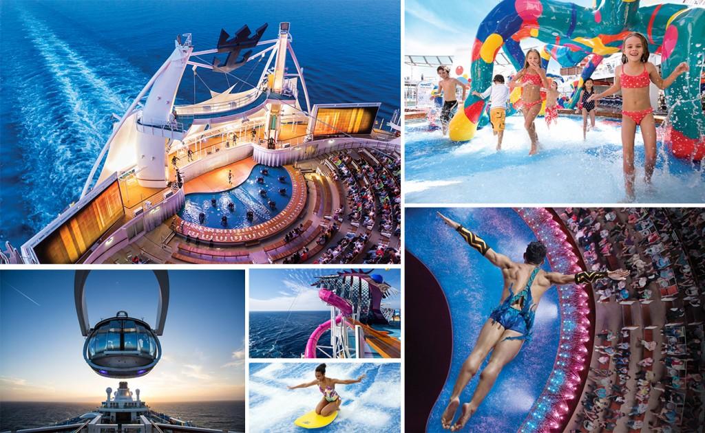 Harmony of the Seas by Royal Caribbean