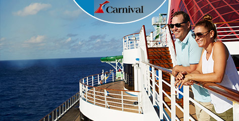 Carnival Australia Dash for Cruise Cash Sale