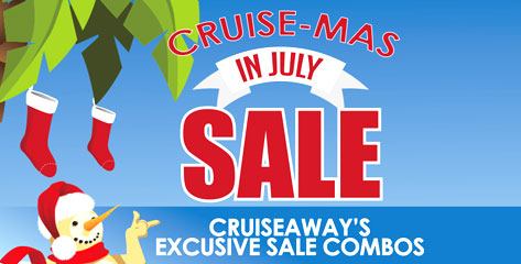 CruiseAway Cruise-Mas Sale!