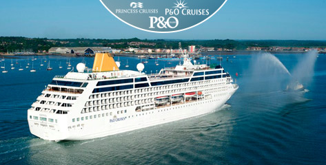 Cruise Sale Week - P&O AU, P&O World & Princess Cruises