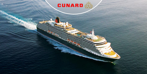 Cunard World Cruise Free Upgrade Fly Cruise & Stay