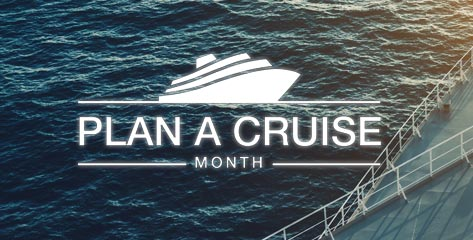 CLIA Plan a Cruise Month