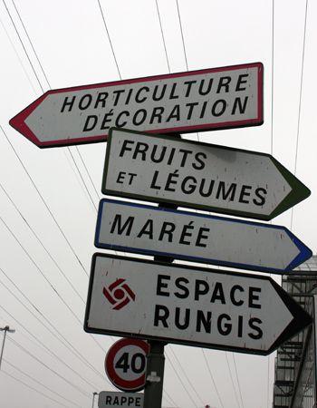 Rungis, le plus grand marché du monde a 40 ans