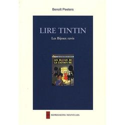 Lire Tintin, les bijoux ravis