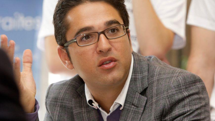Arnaud Robinet, député de la Marne