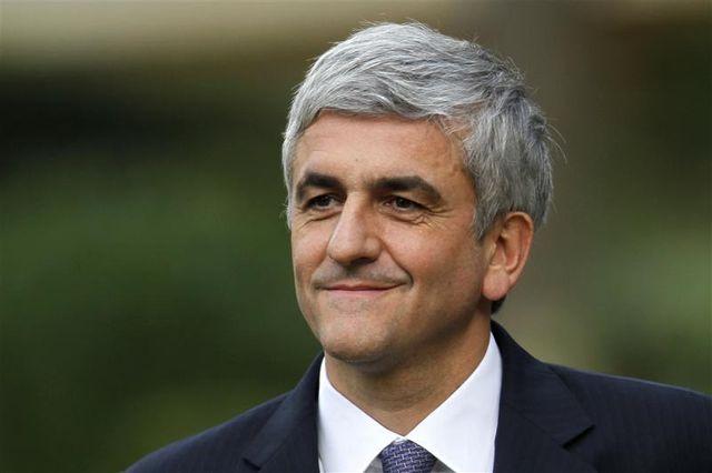 Hervé Morin candidat à l'élection présidentielle