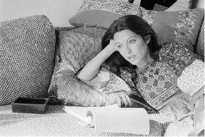Marie-France Pisier et ses livres