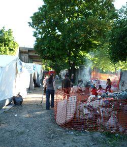 """Roms, les """"déplacés européens"""""""