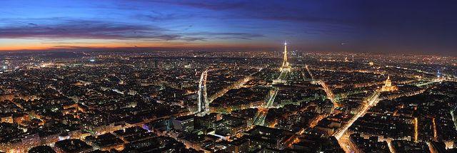 Paris dans l'assiette
