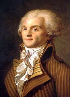Portrait de Maximilien de Robespierre (1758-1794)