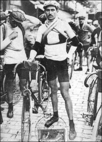 Henri Pélissier en 1919