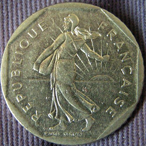 Pièce de monnaie (franc)