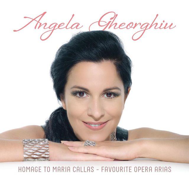 Angela Gheorghiu, Hommage à Maria Callas