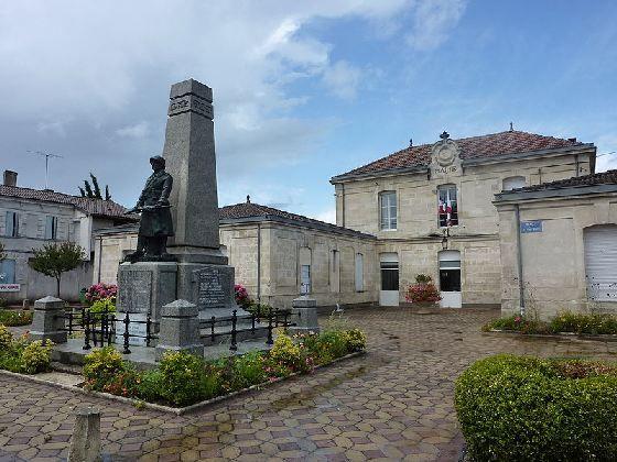 Sainte Hélène en Gironde