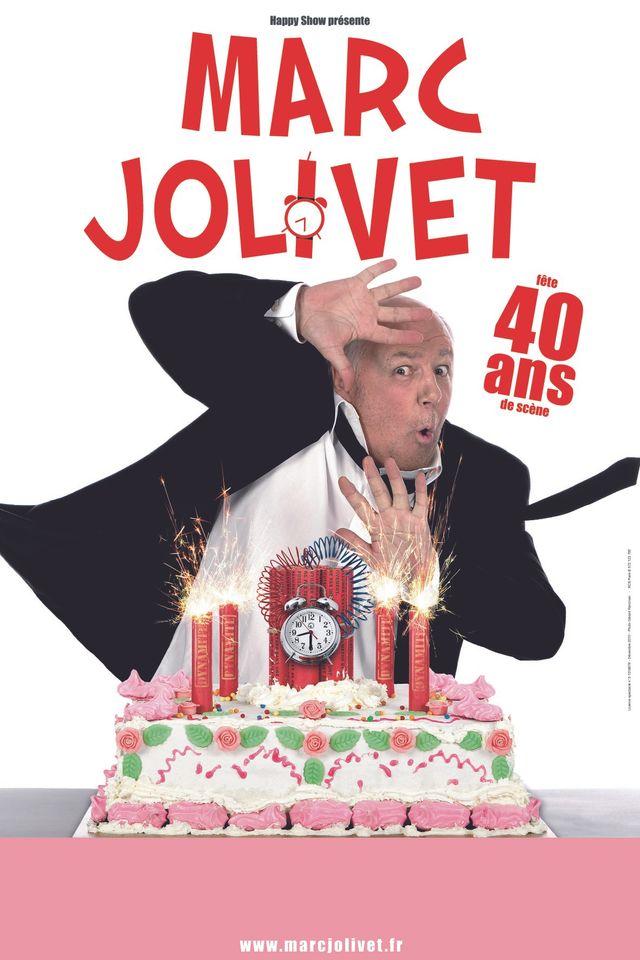 Marc Jolivet fête ses 41 ans