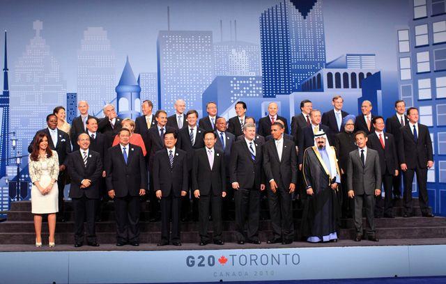 Le G20