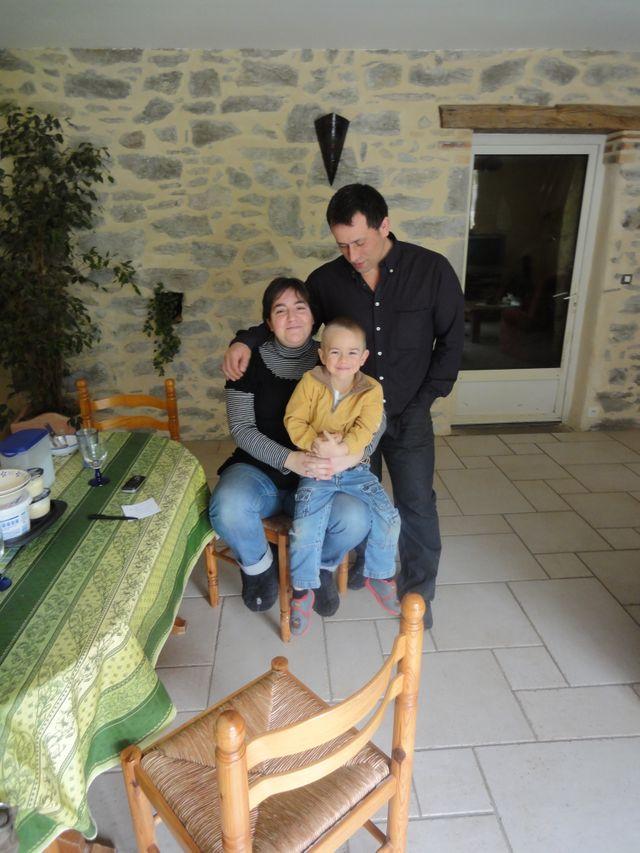 Famille Duranceau - Douelle