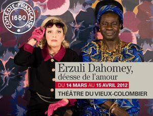 Jean-René Lemoine Erzuli Dahomey, déesse de l'amour