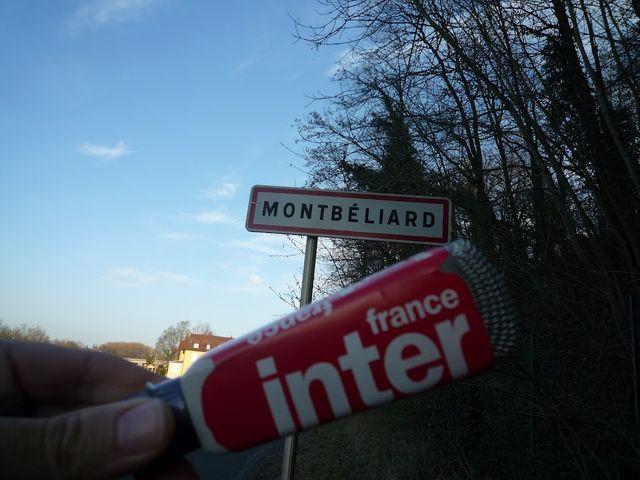 Entrée de Montbéliard