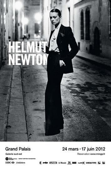 Helmut Newton - Grand palais