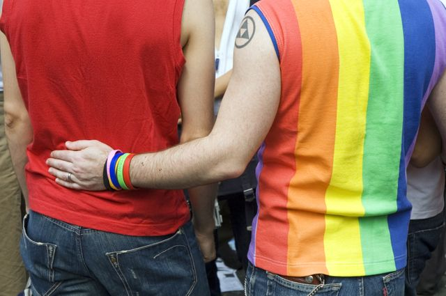 Mariage gay image