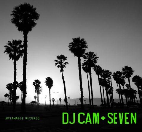 DJ Cam - Seven
