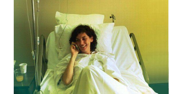 Edith Bouvier à l'Hôpital Percy