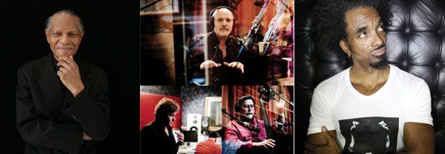 McCoy Tyner, Romano Sclavis Texier, Amp Fiddler
