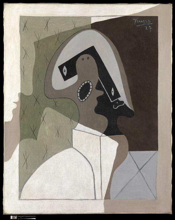 Arlequin de Pablo Picasso