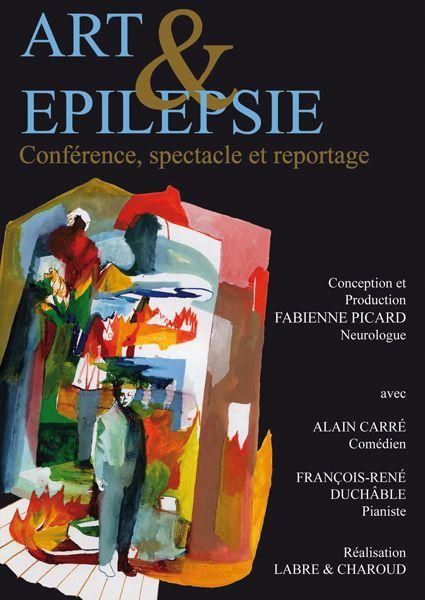Art et épilepsie : conférence, spectacle et reportage
