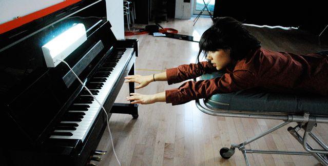 Concert piano - voix - Clara Furey
