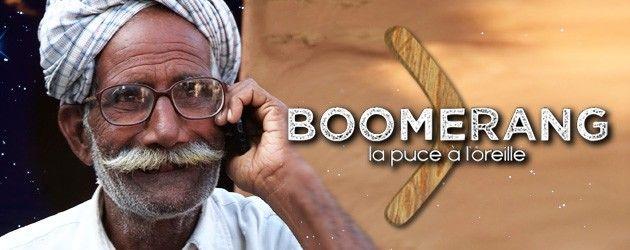 boomerang, la puce à l'oreille