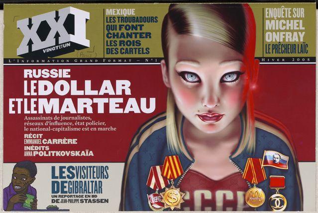 XXI. Premier numéro, hiver 2008