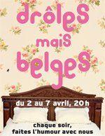 Drôles mais belges