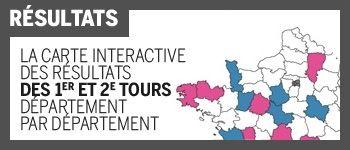 Carte interactive 2e tour