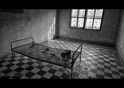 prison barbelés