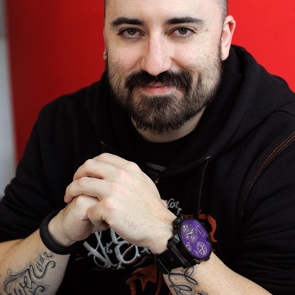 Cédric Ruiz