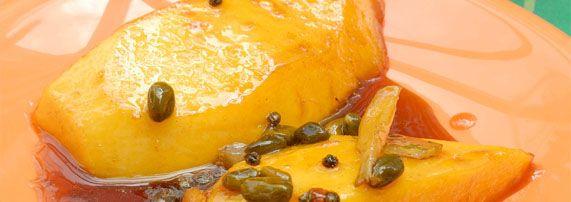 recette de mangue façon Babette de Rozières