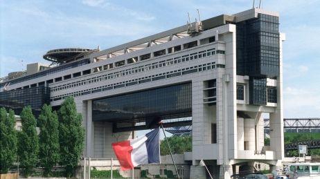 Bercy, le ministère de l'Economie et des Finances