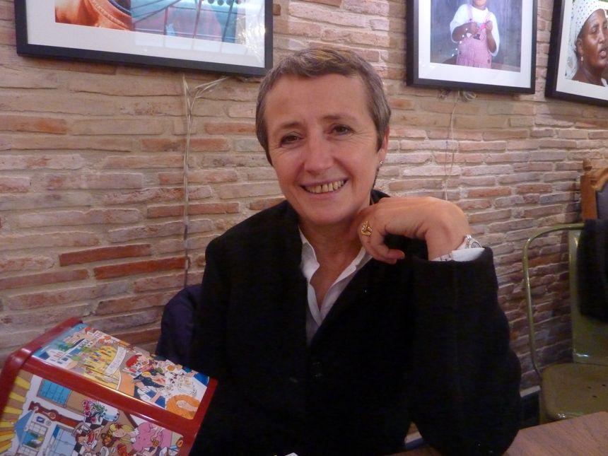 Brigitte Arnaud Boué  - Radio France
